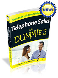 Telephone Sales for Dummies® with Bonuses