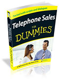 Telephone Sales for Dummies® with Bonuses:More Info